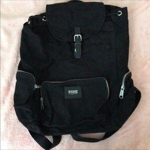 PINK Victoria's Secret book bag.